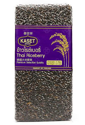 thaise riceberry rijst
