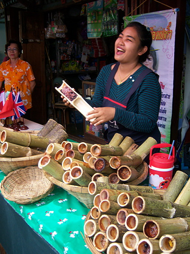 geschiedenis thaise keuken
