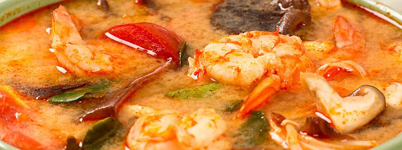 Thaise soepen
